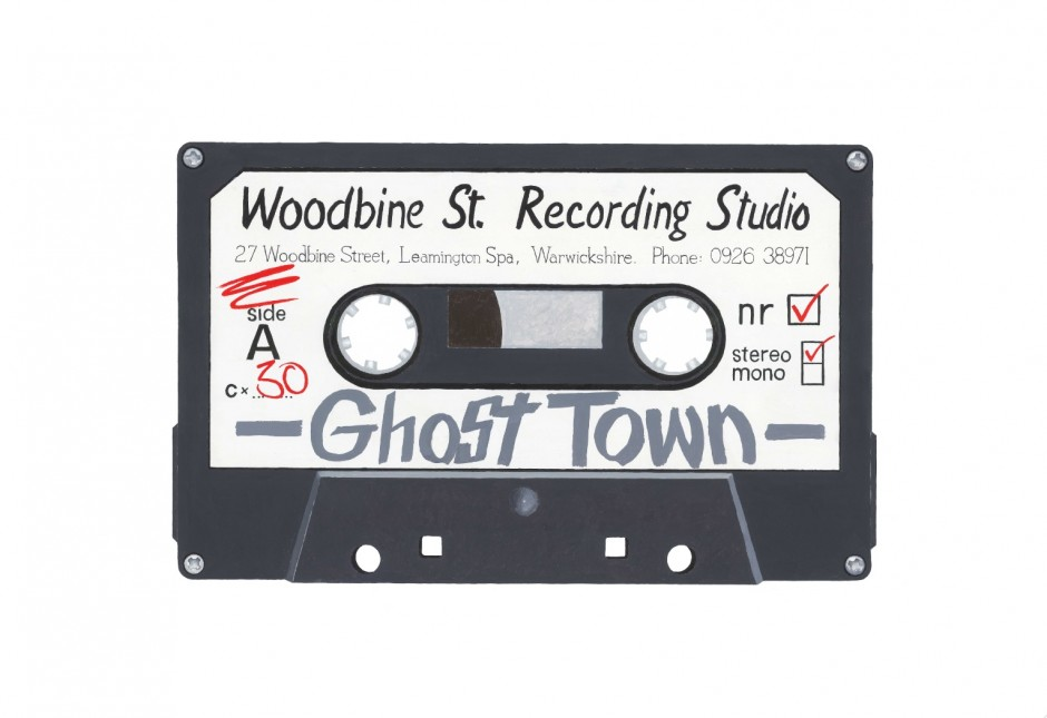 Cassette_Ghost Town Small
