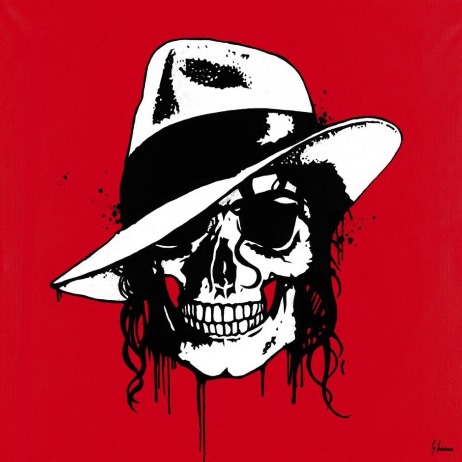 george ioannou michael jackson skull