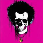 george ioannou sid vicious skull