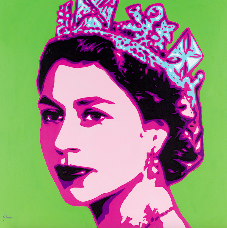 Her Majesty Green