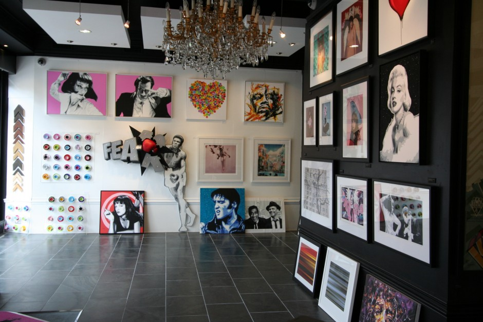 Art Rebellion - Art Gallery & Cafe Lounge