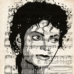 MJ-Thriller-song-sheet