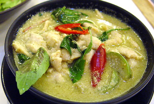 Thai-green-chicken-curry