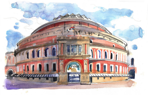 the-royal-albert-hall