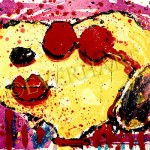 tom everhart very cool dog lips in brentwood