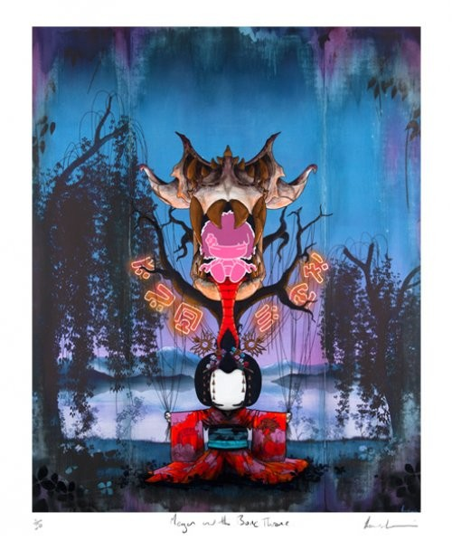 tom lewis megan and the bone throne