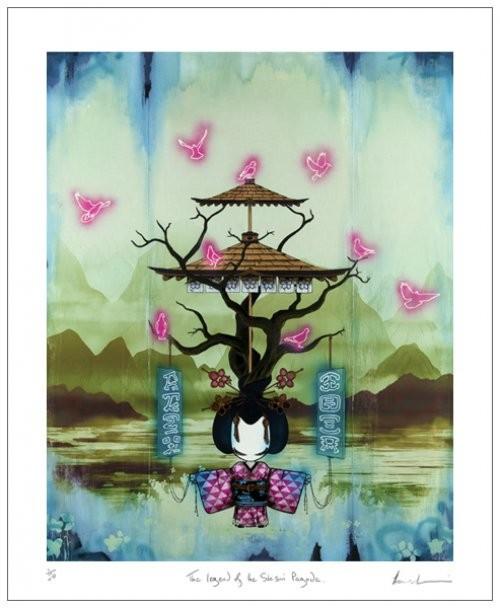 tom lewis the legend of shisui pagoda