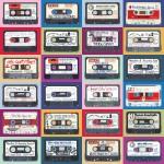 cassette-multi-technicolour Small