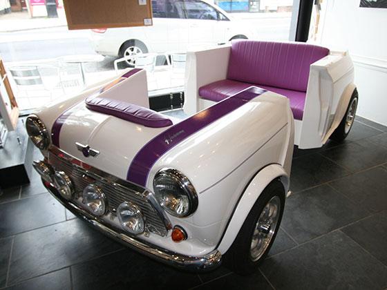 mini car furniture